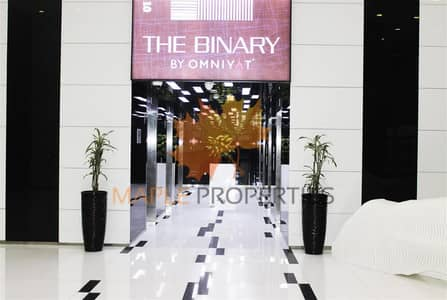 Big Office for sale 620k| Business Bay| Binary Tower