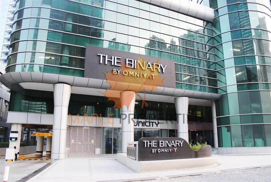 2 Big Office for sale 620k| Business Bay| Binary Tower