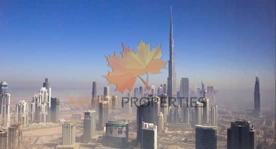 مجمع سكني  للبيع في وسط مدينة دبي، دبي - Burj Khalifa | Full Floor Residential | price reduce