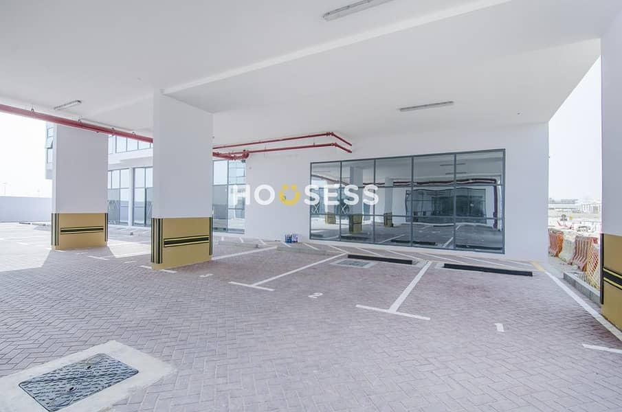 2 Shopping  Center | 16 shops G + Mezzanine | al tayy near al khawaneej 2