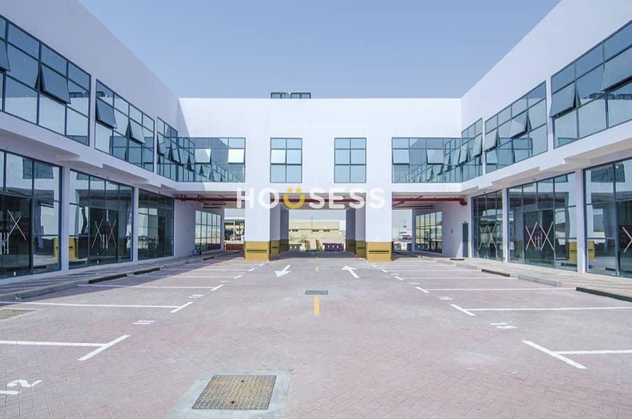 Shopping  Center | 16 shops G + Mezzanine | al tayy near al khawaneej 2