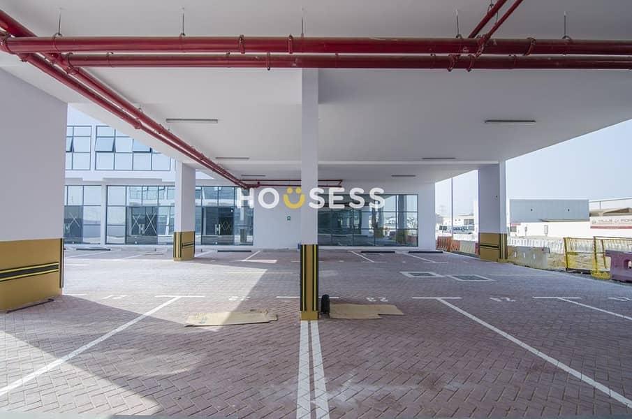10 Shopping  Center | 16 shops G + Mezzanine | al tayy near al khawaneej 2