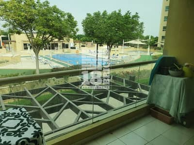 2 Bedroom Flat for Sale in The Greens, Dubai - Best Offer |  Huge Unit | Pool View | Vacant