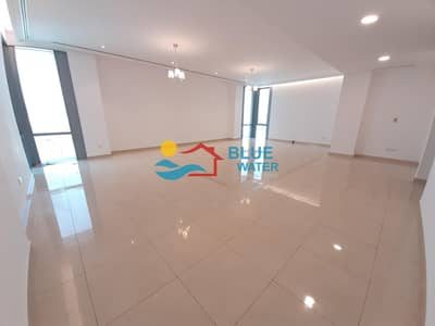 4 Bedroom Apartment for Rent in Al Bateen, Abu Dhabi - No Commission Duplex 4 Br With Parking Pool Gym
