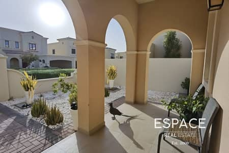 3 Bedroom Villa for Rent in Arabian Ranches 2, Dubai - Well Maintained   Close to Pool and Park   3 Beds