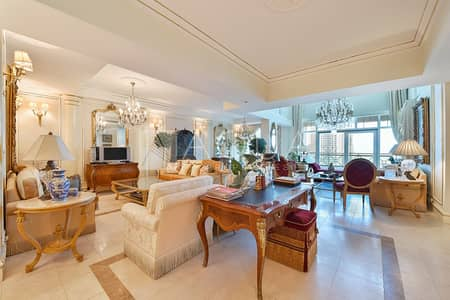 Very Rare 4-Bed Penthouse | Marina and Sea Views