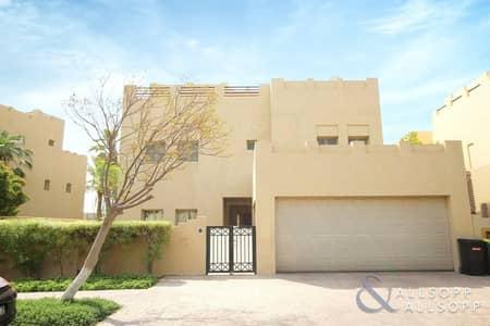 فیلا 6 غرف نوم للبيع في البحيرات، دبي - Rare Lake View | Hattan E1 | 6 Bedrooms