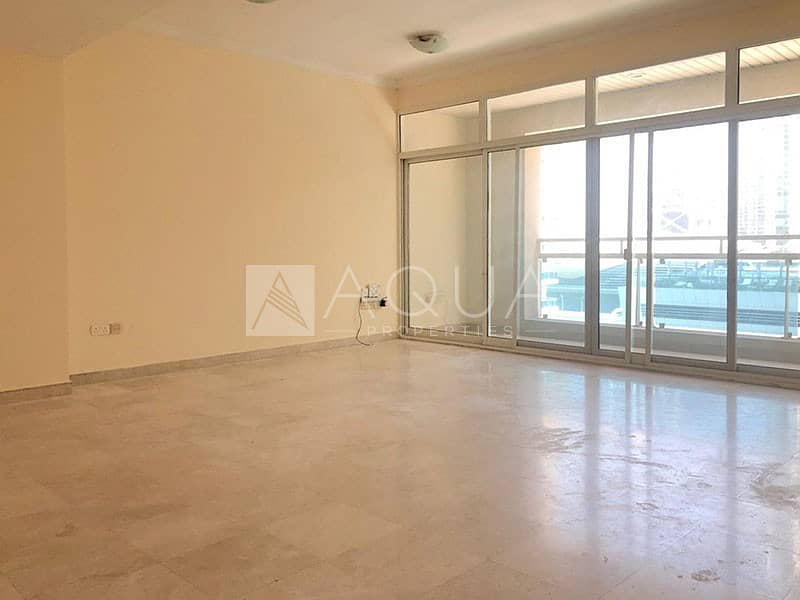2 Unfurnished | Low Floor | Great Facilities