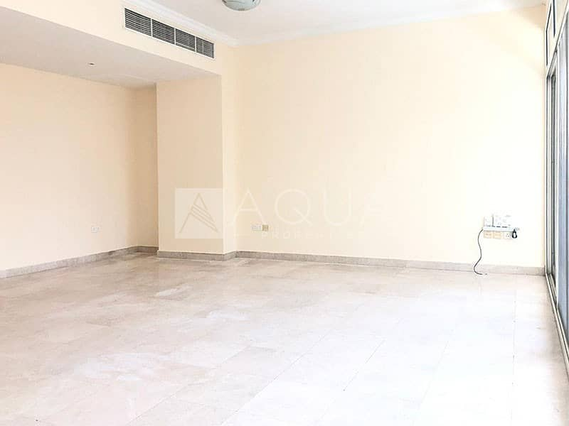 14 Unfurnished | Low Floor | Great Facilities