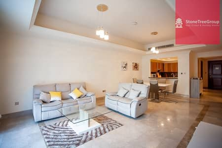 1 Bedroom Apartment for Rent in Palm Jumeirah, Dubai - 1 BR in Palm Jumeirah | Fairmont North | 0% Commission