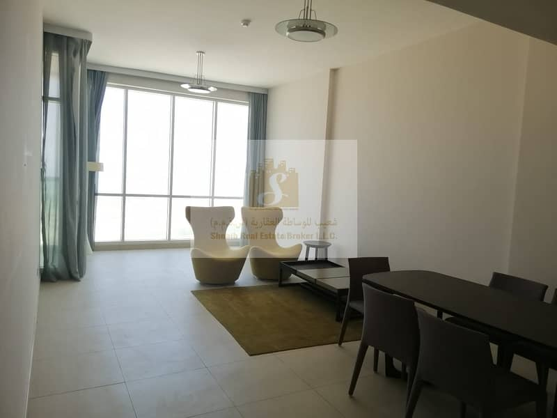 20 AL SUFOUH | HILLIANA TOWER UN FURNISHED 2BR FOR RENT | COMMUNITY VIEW