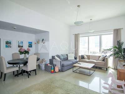 شقة 2 غرفة نوم للايجار في دبي مارينا، دبي - Spacious Unit | 2 Bedrooms | Unfurnished