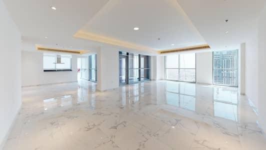 فلیٹ 4 غرف نوم للايجار في الخليج التجاري، دبي - High floor   City views   Kitchen appliances