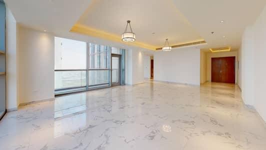 شقة 4 غرف نوم للايجار في الخليج التجاري، دبي - Kitchen appliances   Wooden floors   Pet-friendly