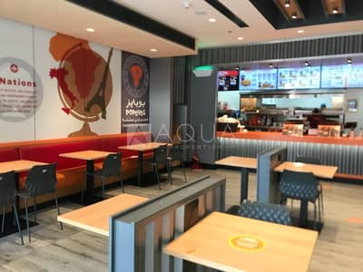 Shop for Rent in Motor City, Dubai - Retail Space | Road Facing | Restaurant