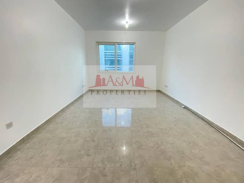 GREAT DEAL.: One Bedroom Apartment with Builtin Wardrobes in Al Nahyan Camp for AED 42