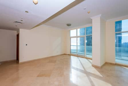 3 Bedroom Flat for Rent in Dubai Marina, Dubai - Beautiful 3 bedroom Duplex | Sea View | 12 cheques