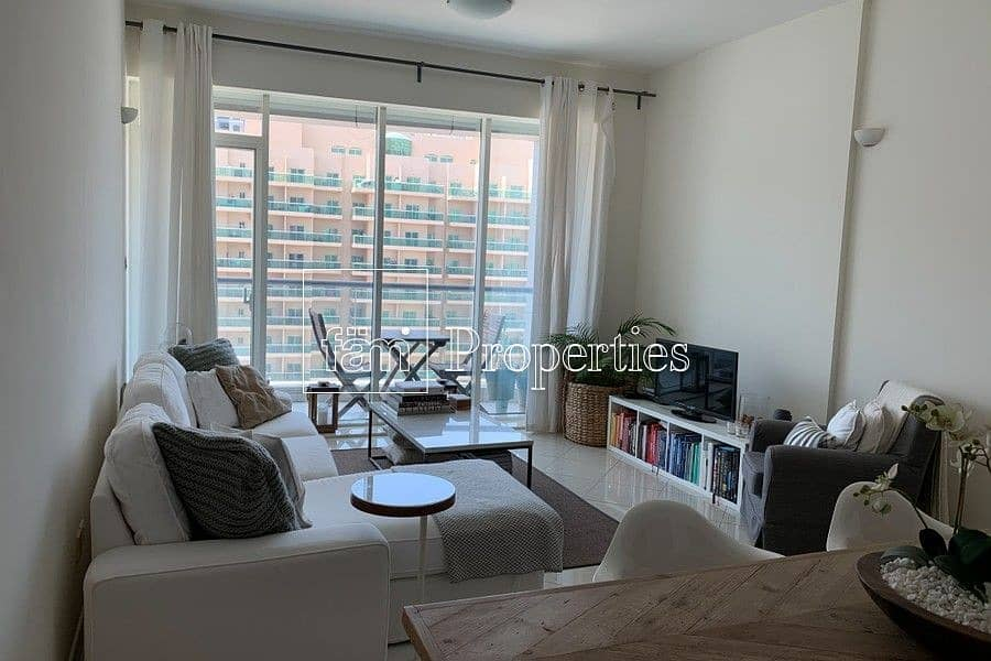 1 Bedroom apartment+storage room in Hub Canal 1