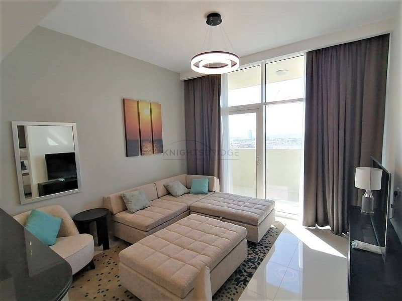 READY TO MOVE IN SEMI SERVICED APARTMENT FOR SALE.