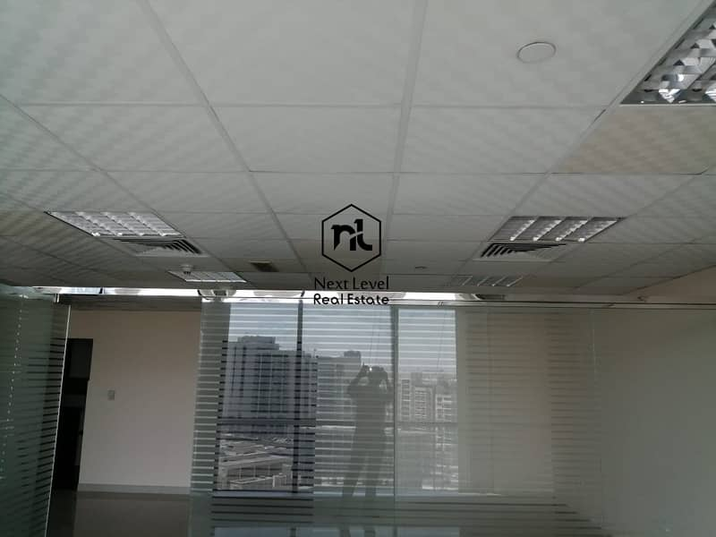 Office for rent in JLT having Golf  Course View