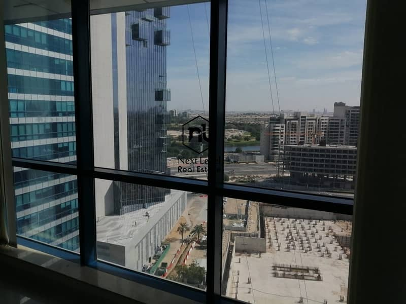 11 Office for rent in JLT having Golf  Course View