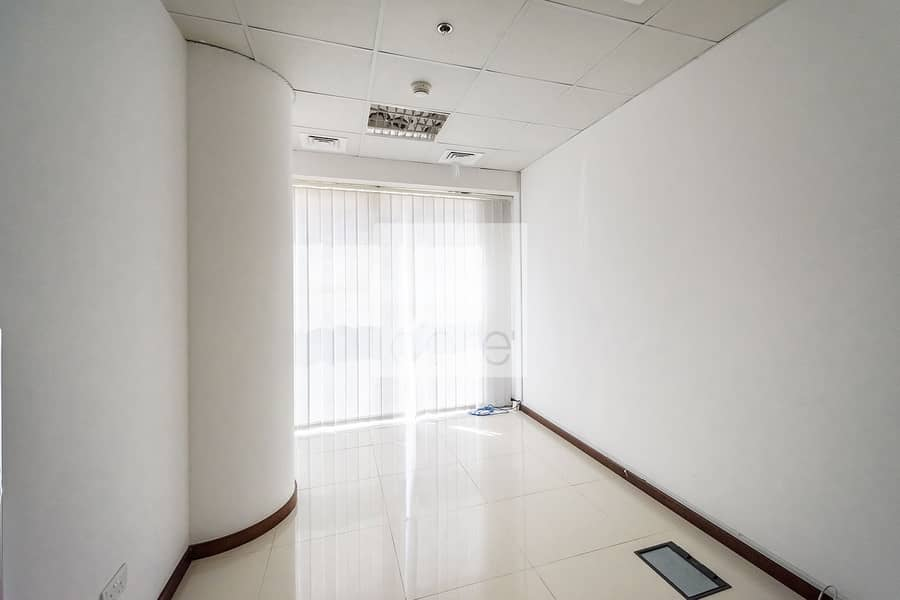 2 Fitted Office with Partition | Prime Location