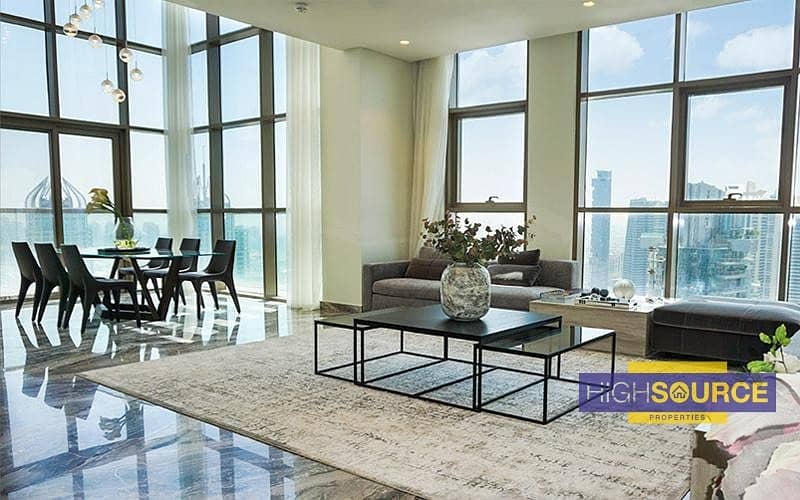 2 Luxury 3 Bedrooms vills on Payment Plan at Akoya Oxygen.