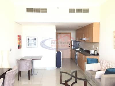 استوديو  للايجار في أرجان، دبي - Hot Deal Fully Furnished Studio 4 Rent