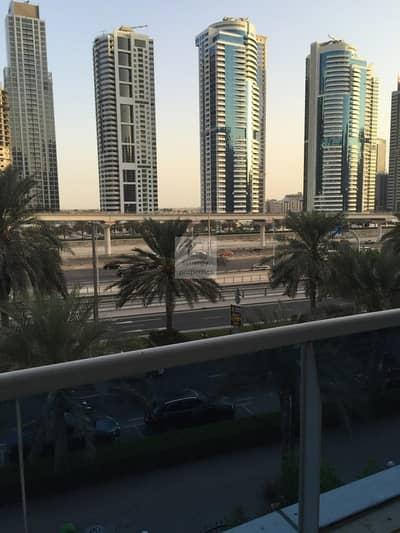 1 Bedroom Flat for Rent in Dubai Marina, Dubai - Furnished I Chiller Free I Next to Metro