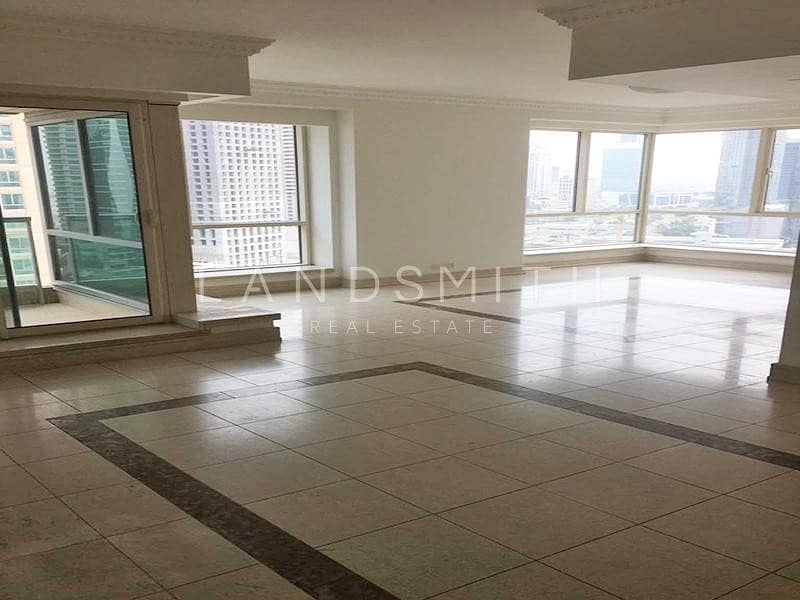 2 Spacious 3BR+Maid's Apt in Al Murjan Tower