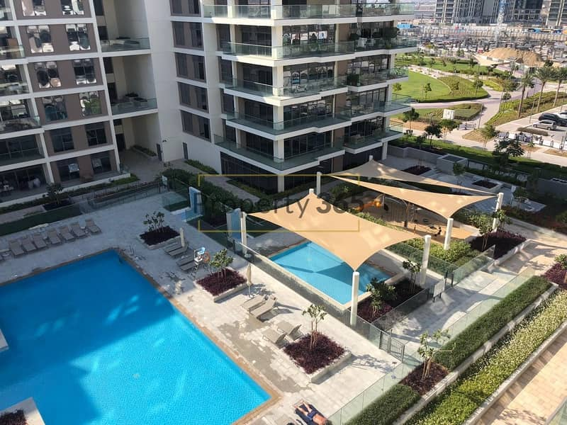 2 Pool View | Brand New | Luxury
