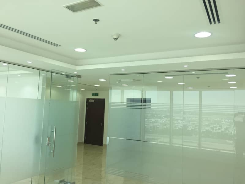 Quick Start | Fitted Office | Well Partitioned / Business Bay