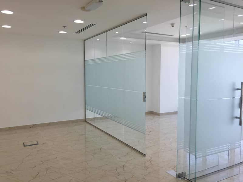 2 Quick Start | Fitted Office | Well Partitioned / Business Bay