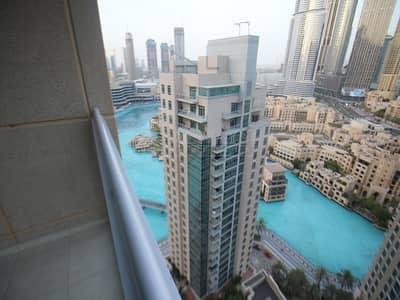 Spacious 1BR | With spectacular Fountain Views | High Floor