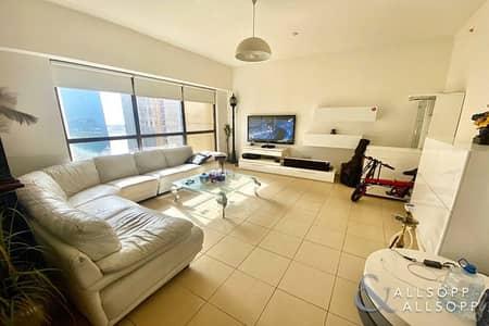 شقة 3 غرف نوم للايجار في جميرا بيتش ريزيدنس، دبي - Fully Furnished | Avaliable Oct | 3 Beds