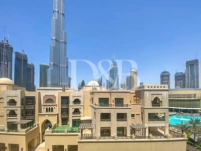 Best Deal l Burj & Lake View l Well Maintained