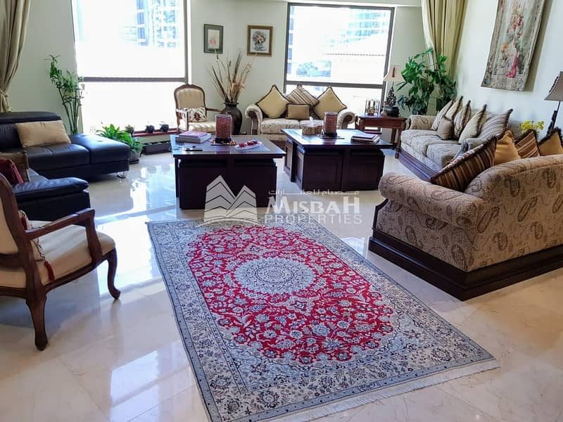 Modern Style Spacious Fully Furnished 4 bedroom