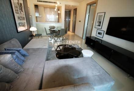 1 Bedroom Flat for Sale in Business Bay, Dubai - High Floor | Hot Deal | Furnished Unit for Sale
