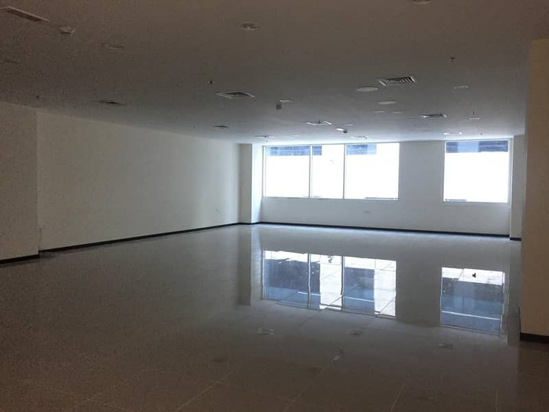 18 Fitted /Open Plan Office in Bay Square/ Business Bay