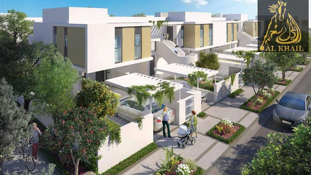 2 NO COMMISSION LUXURIOUS 3 BED VILLA PAYMENT PLAN