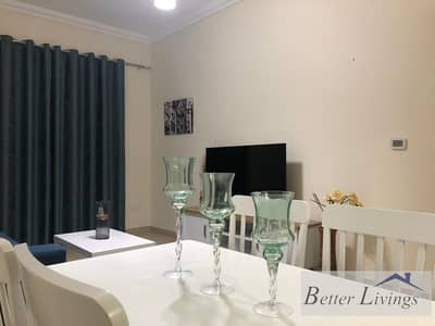 1 Bedroom Apartment for Sale in Jumeirah Village Circle (JVC), Dubai - NO COMMISSION|Lavish 1 bhk|fully furnished|ideal location