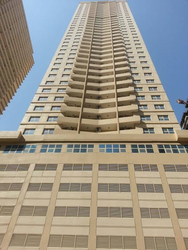 GREAT DEAL SPACIOUS TWO BEDROOM HALL WAITH PARKING IN LILIES TOWER AJMAN