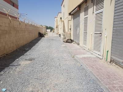 مستودع  للايجار في الجرف، عجمان - مستودع في المنطقة الصناعية الجرف الجرف 25000 درهم - 4762586