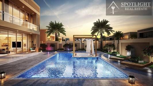 فیلا 6 غرف نوم للبيع في دبي لاند، دبي - A great opportunity to own a villa without down payment and with full financing