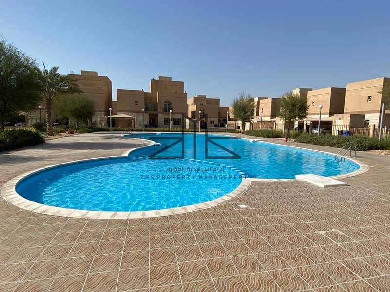 Spacious 3 Bedrooms villa|Private Garden|15 Days Free!!