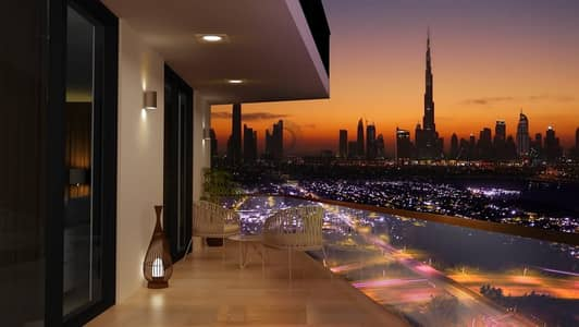 3 Bedroom Townhouse for Sale in Bur Dubai, Dubai - Huge Terrace Apt| Burj Khalifa View| 25% Discounted Price