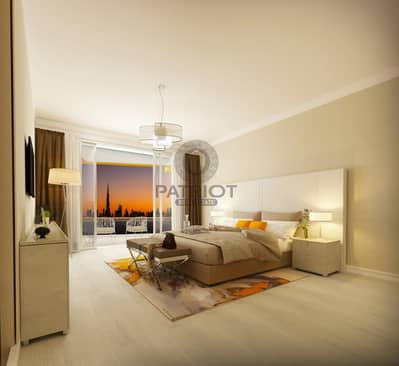 تاون هاوس 3 غرف نوم للبيع في بر دبي، دبي - Huge Terrace Apt| Burj Khalifa View| 25% Discounted Price