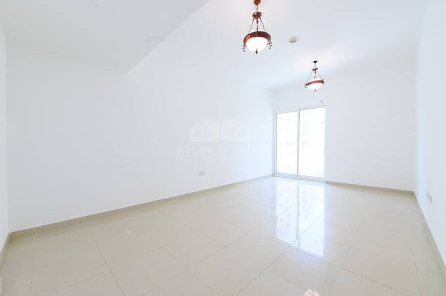 Affordable | 2BR with Balcony | Chiller free