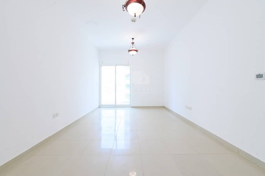 2 Affordable | 2BR with Balcony | Chiller free
