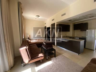 Studio for Rent in Remraam, Dubai - fully furnished studio for rent